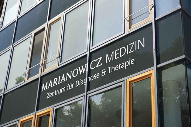 MARIANOWICZ clinic at InterMed exhibition 2020